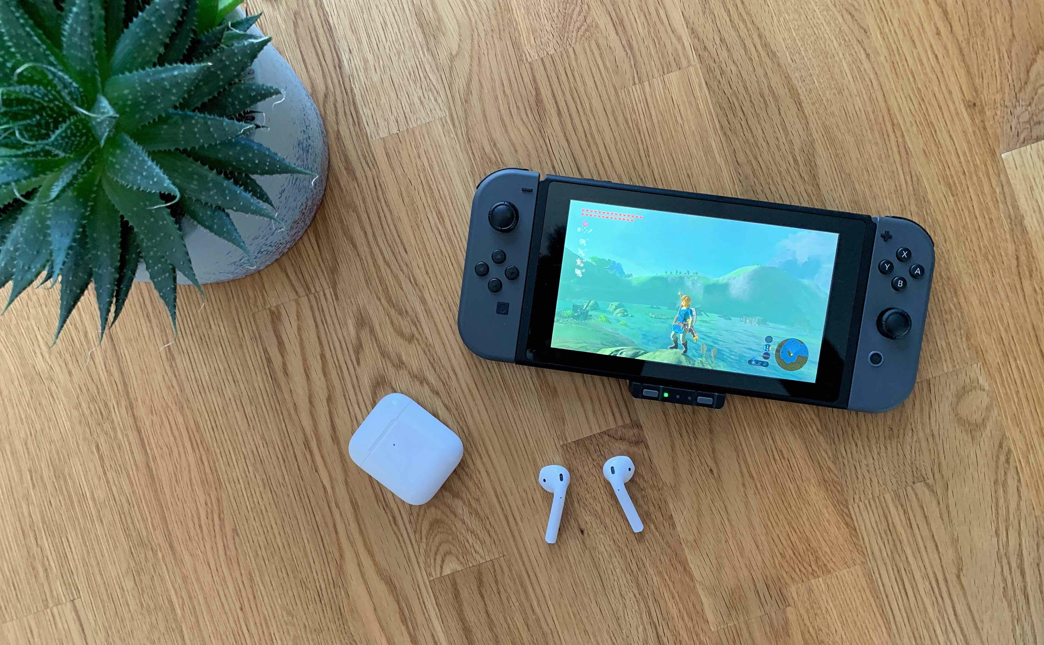 Homespot_Nintendo_Switch_Apple_AirPods_Bluetooth_Adapter4 HomeSpot - verbinde deine AirPods mit deiner Nintendo Switch