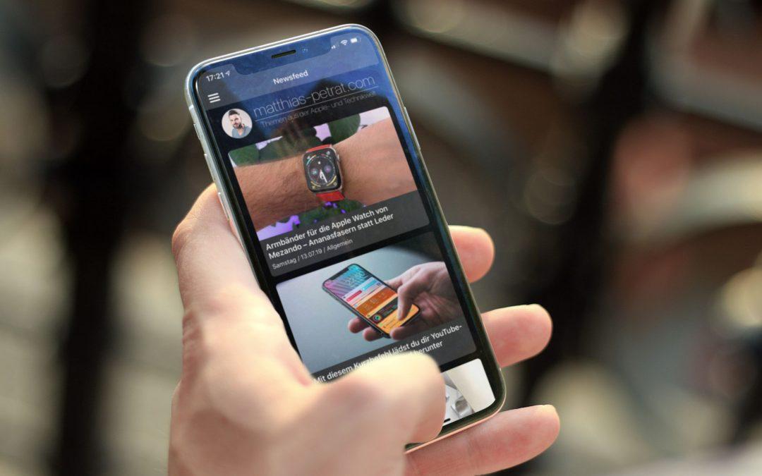 """Die App-Version 2.0 von """"matthias-petrat.com"""" kommt und du darfst mitwirken!"""