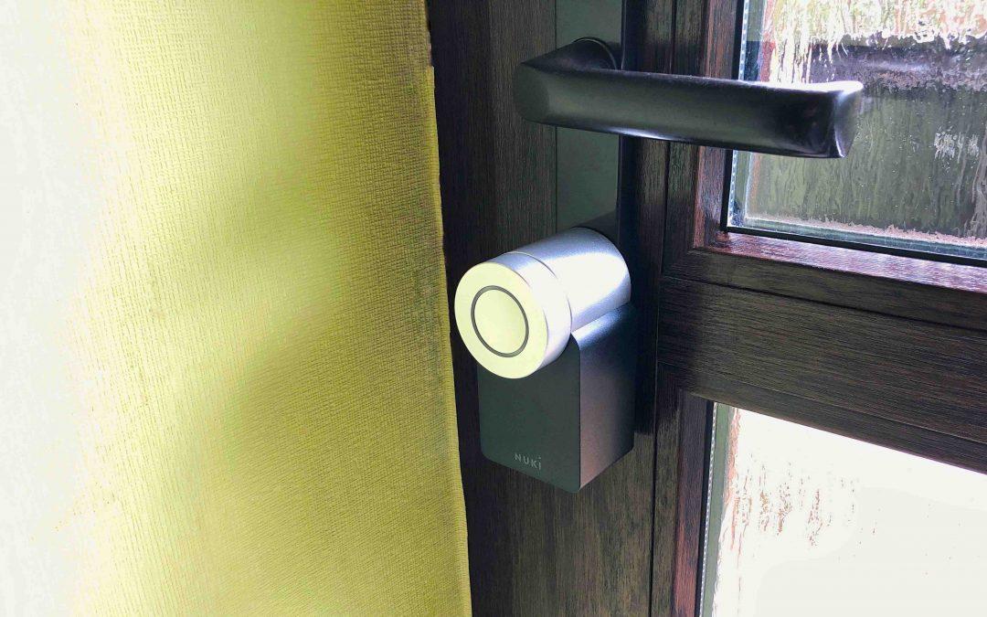 Nuki 2.0 mit Apple HomeKit – das smarte Türschloss