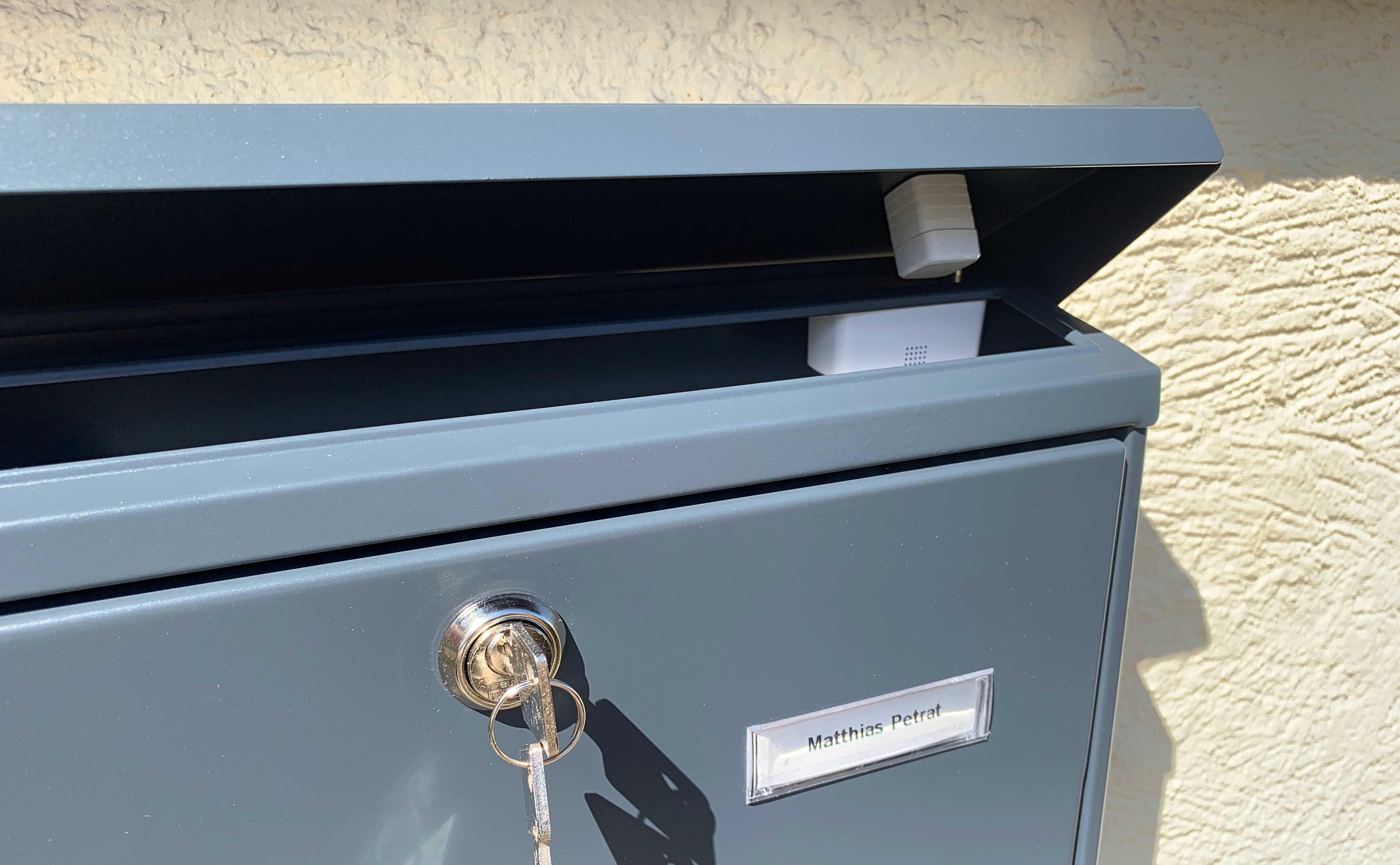 """22Die-Post-ist-da22-so-spricht-dein-Briefkasten-mit-Apple-HomeKit2 """"Die Post ist da!"""" - so spricht dein Briefkasten mit Apple HomeKit"""