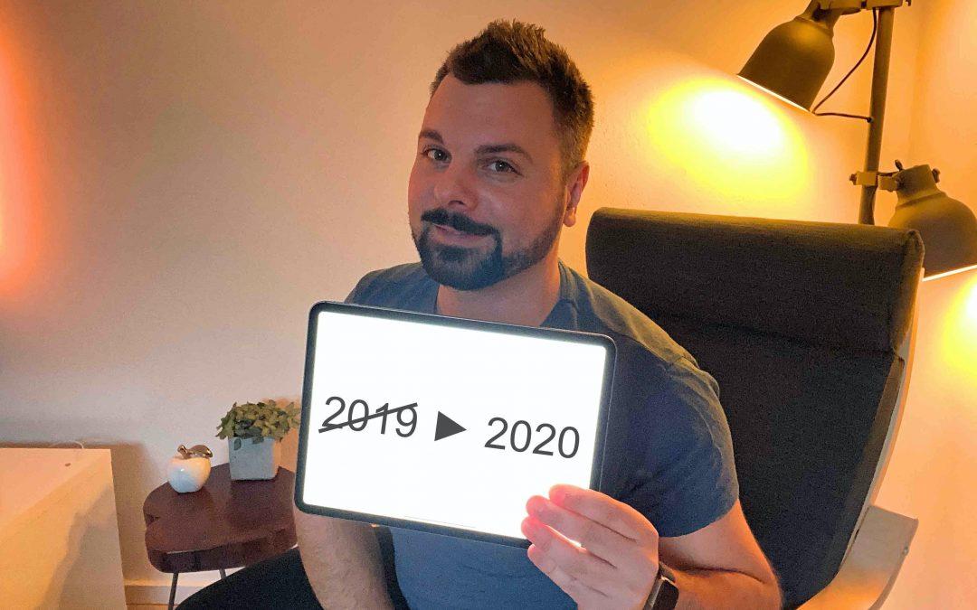 Das war 2019 und was für 2020 ansteht