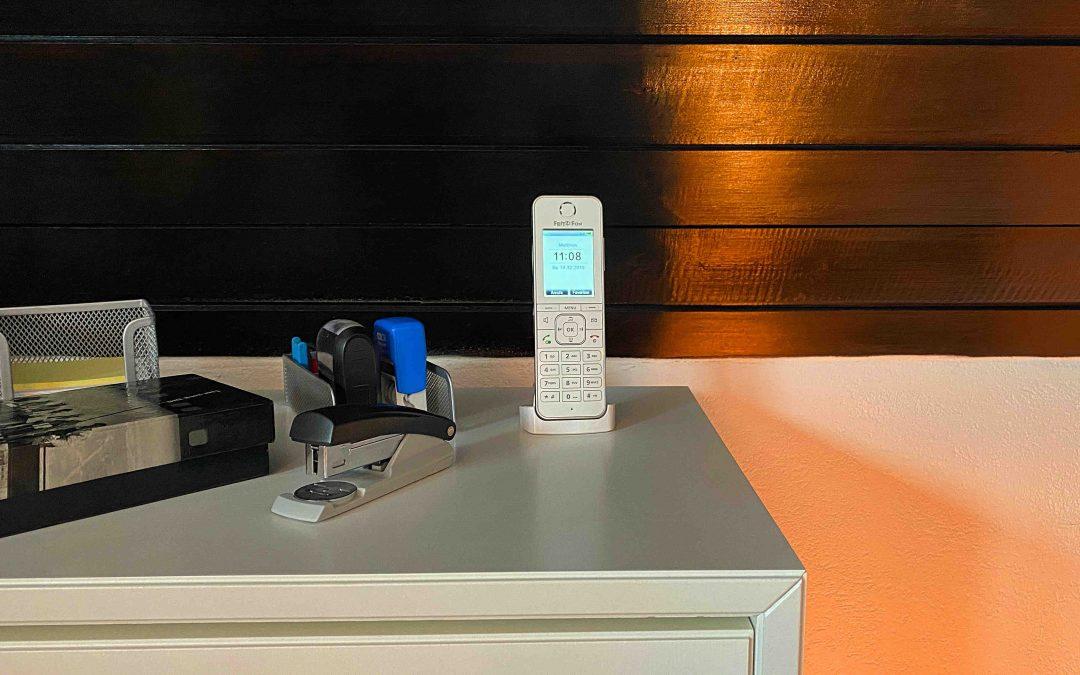 FRITZ!Fon C6 – das beste DECT-Telefon für den FRITZ!Box-Nutzer