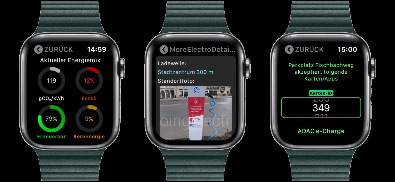 """Fuelz_Apple_Watch_nativ_watchOS_Ladestation_Tanken_Aufladen_App_Review5 """"Fuelz!"""" für die Apple Watch - Stationen zum Tanken oder Laden finden"""