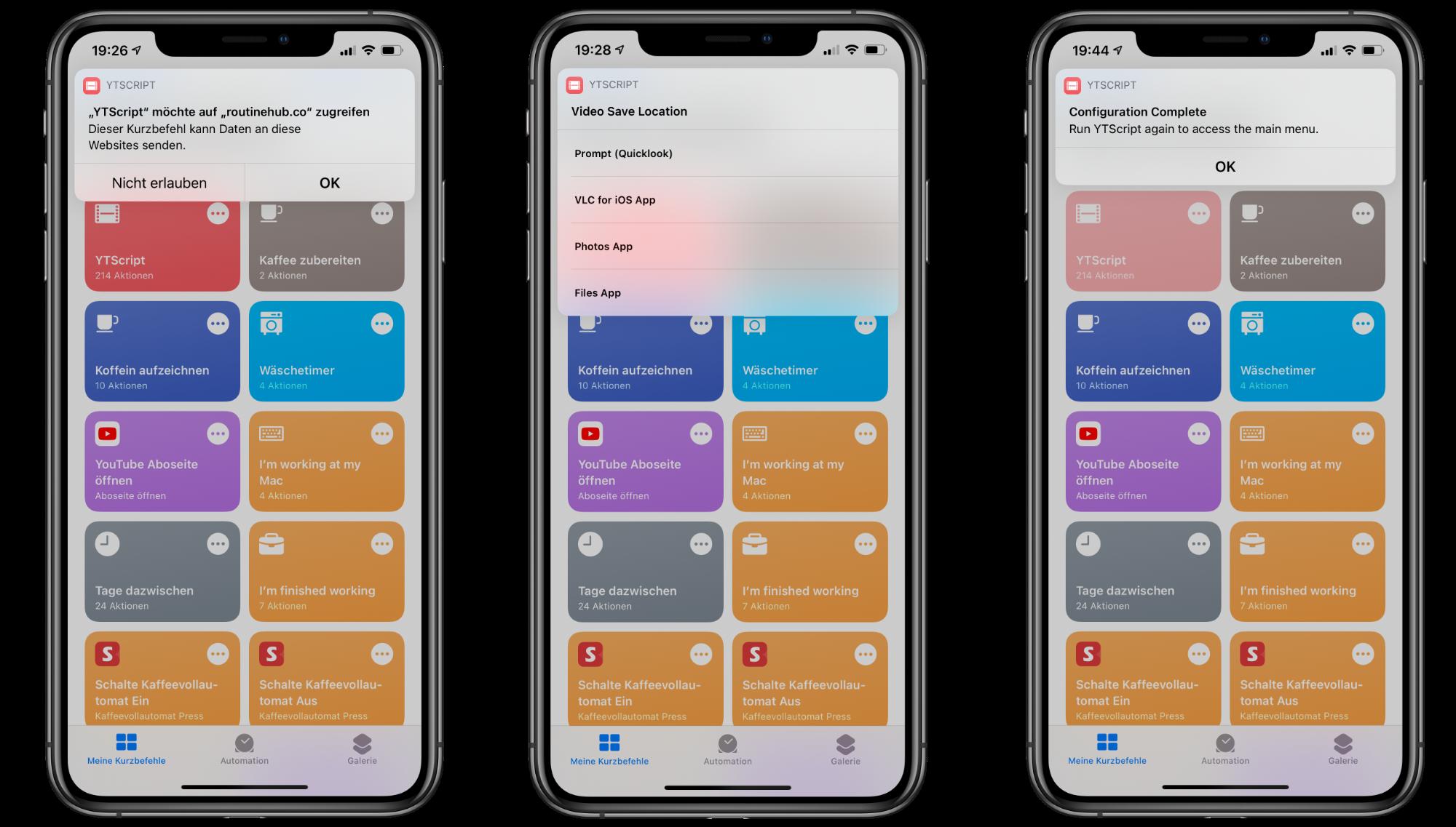 """22YTScript22-Kurzbefehl-lade-YouTube-Videos-als-VideoAudio-auf-dein-iPhoneiPad-herunter2 """"YTScript"""" Kurzbefehl - YouTube-Videos auf iPhone/iPad herunterladen"""