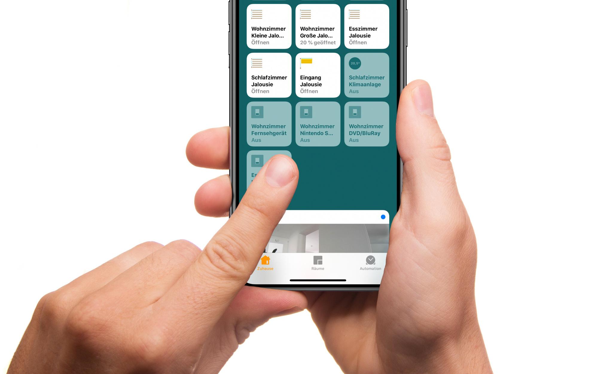 Anleitung-Wie-du-den-Logitech-Harmony-Hub-in-Apple-HomeKit-einsetzt1 Anleitung: Wie du den Logitech Harmony Hub in Apple HomeKit einsetzt