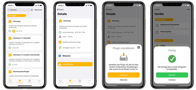 Anleitung-Wie-du-den-Logitech-Harmony-Hub-in-Apple-HomeKit-einsetzt2 Anleitung: Wie du den Logitech Harmony Hub in Apple HomeKit einsetzt