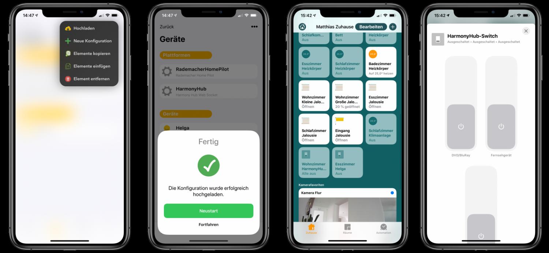 Anleitung-Wie-du-den-Logitech-Harmony-Hub-in-Apple-HomeKit-einsetzt4 Anleitung: Wie du den Logitech Harmony Hub in Apple HomeKit einsetzt
