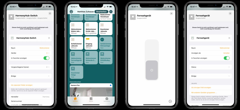 Anleitung-Wie-du-den-Logitech-Harmony-Hub-in-Apple-HomeKit-einsetzt5 Anleitung: Wie du den Logitech Harmony Hub in Apple HomeKit einsetzt