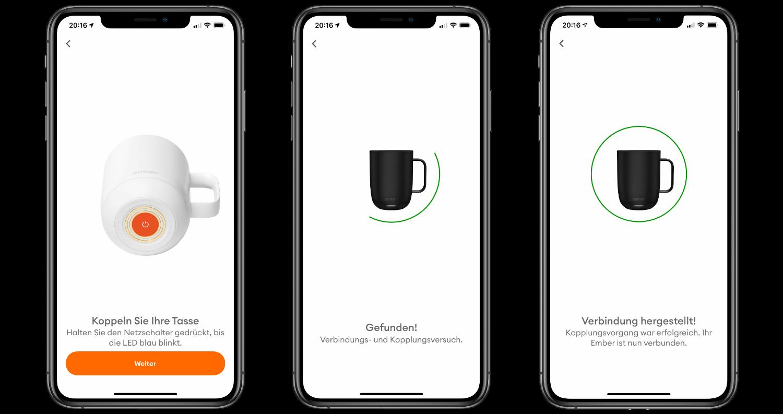 Ember_Mug_Tasse_smart_Review4 Ember Mug² - die Tasse, die dein Heißgetränk durchgehend warm hält