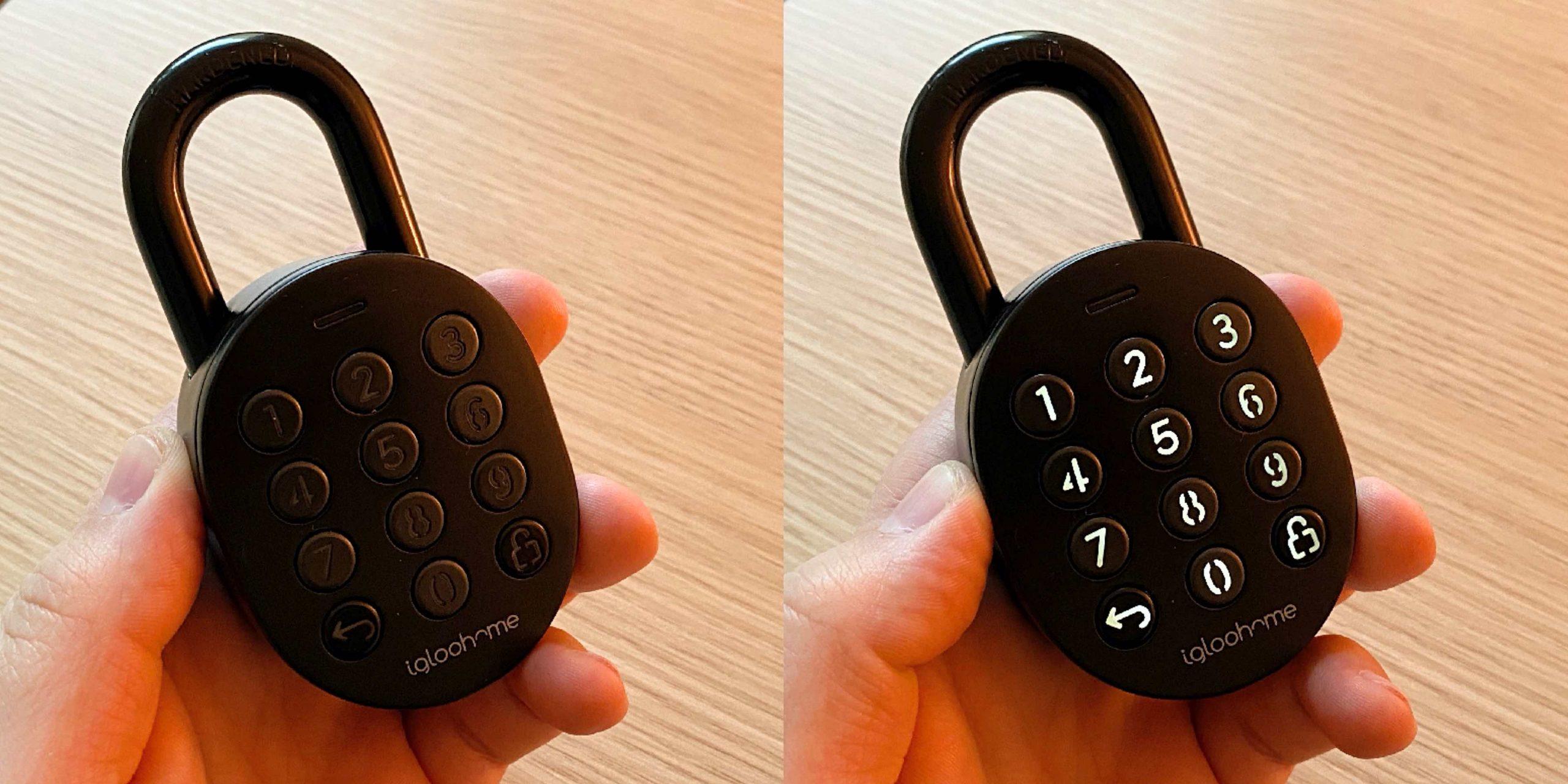 igloohome_Smart_Padlock_vorhängeschloss_Bluetooth1-scaled igloohome Smart Padlock - das smarte Vorhängeschloss