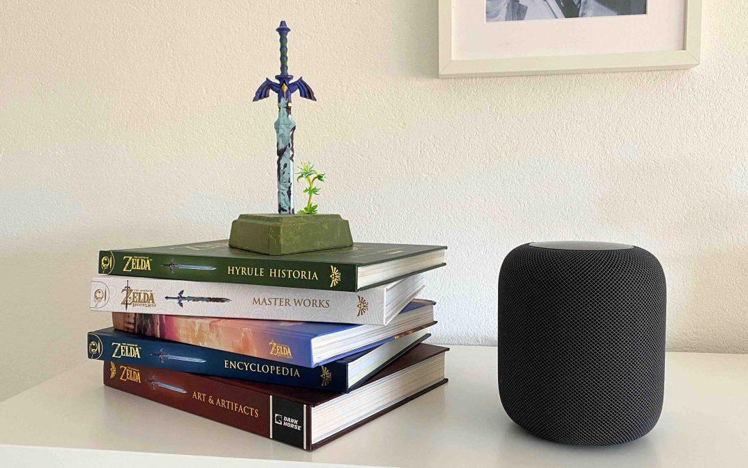 Die Zukunft des HomePod