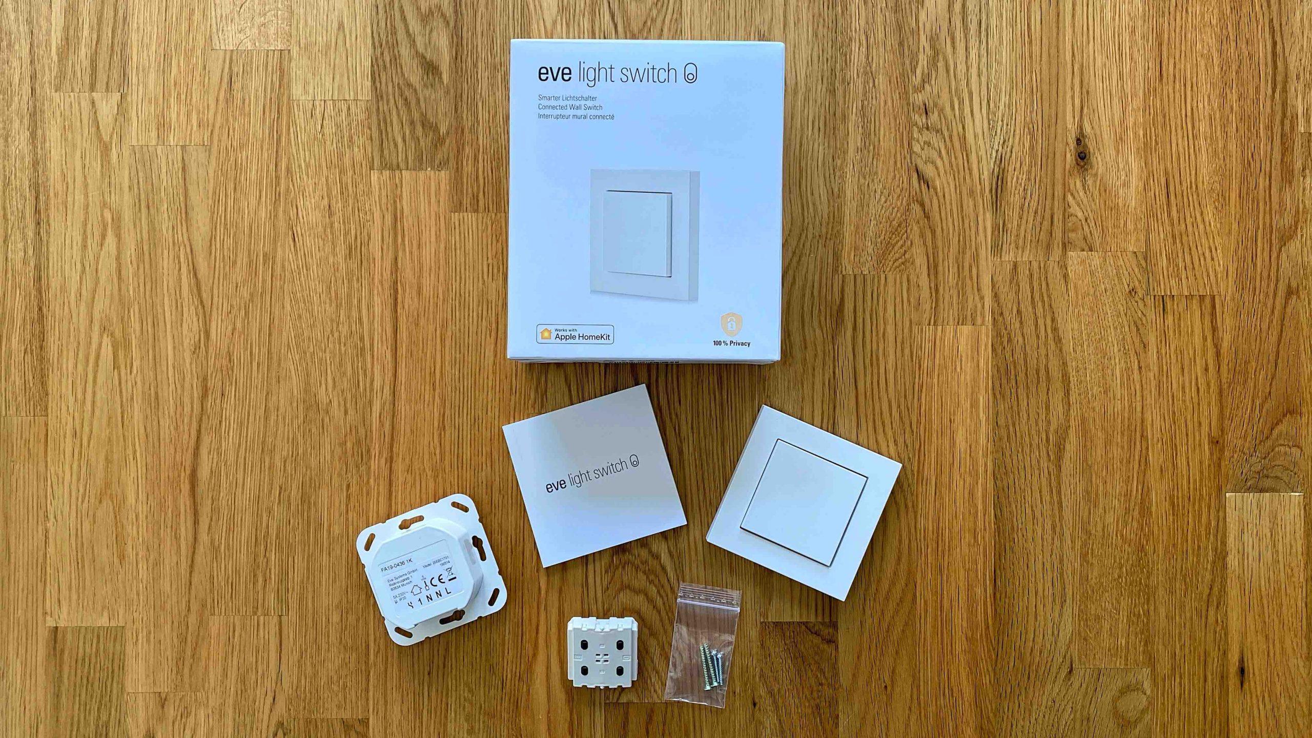 Eve_Light_Swtich_Apple_HomeKit_SmartHome_Schalter3-scaled Eve Light Switch - der ideale Lichtschalter im Apple HomeKit Zuhause