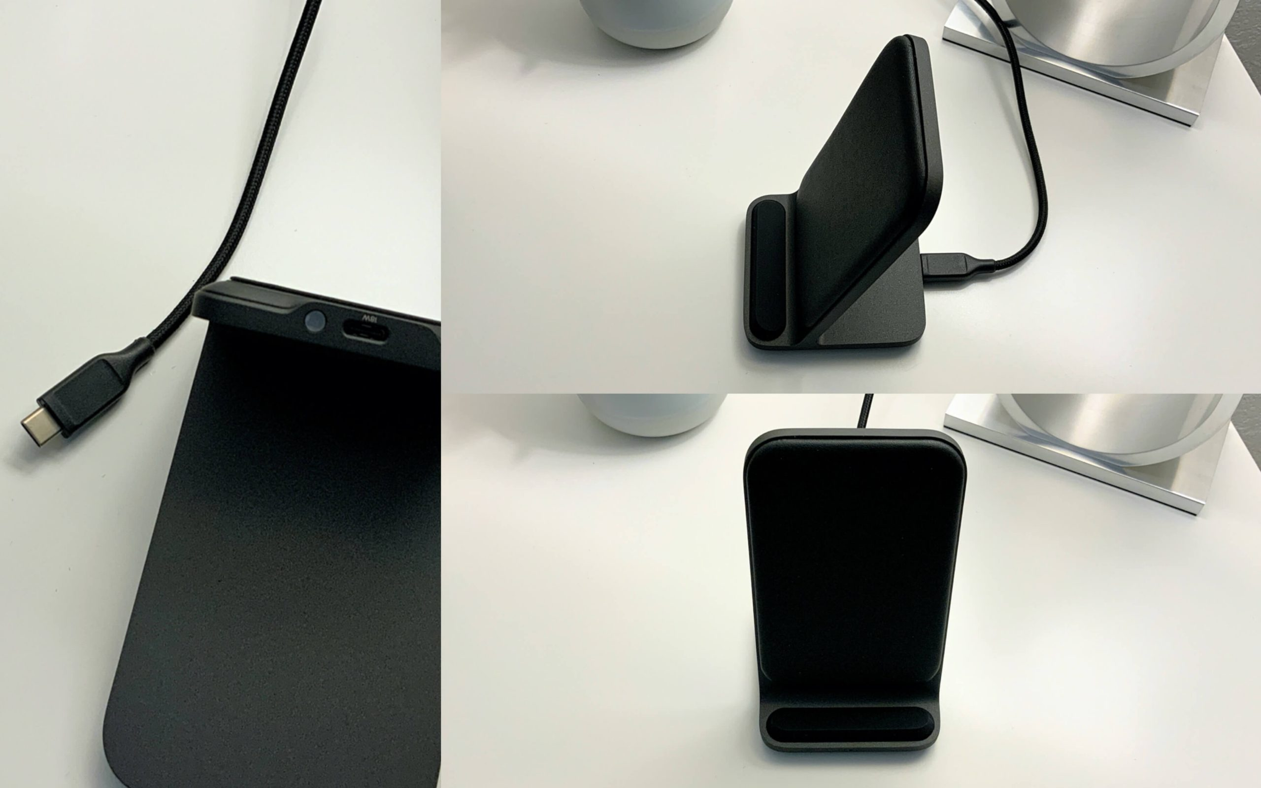 Nomad_Base_Station_Stand_iPhone_AirPods1-scaled Base Station Stand von Nomad - das iPhone drahtlos und elegant aufladen