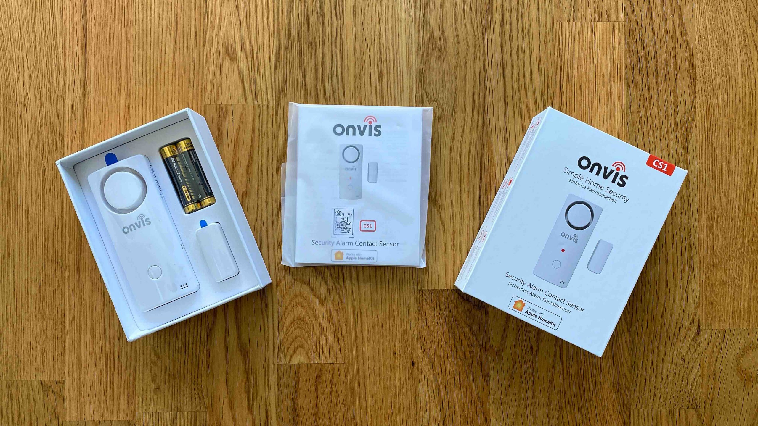 Onvis_CS1_Apple_HomeKit_Sensor_Alarmanlage_Kontaktsensor2-scaled Onvis CS1 - das Sensormeisterwerk mit Apple HomeKit