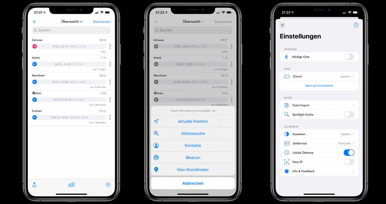 App-Tipp-Geofency-ortsbasierte-Zeiterfassung2 Geofency - ortsbasierte Zeiterfassung