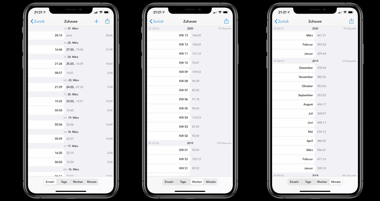 App-Tipp-Geofency-ortsbasierte-Zeiterfassung3 Geofency - ortsbasierte Zeiterfassung