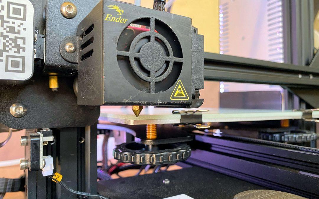 Ender 3 von Creality – der 3D-Drucker für den Einsteiger und Fortgeschrittenen