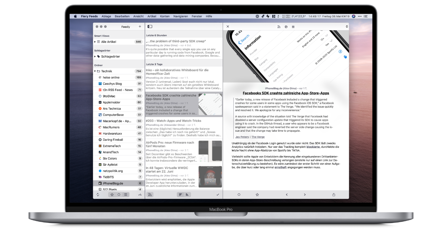 App-Tipp-Fiery-Feeds-moderner-RSS-Reader-für-iPhone-iPad-und-Mac3 Fiery Feeds - moderner RSS-Reader für iPhone, iPad und Mac