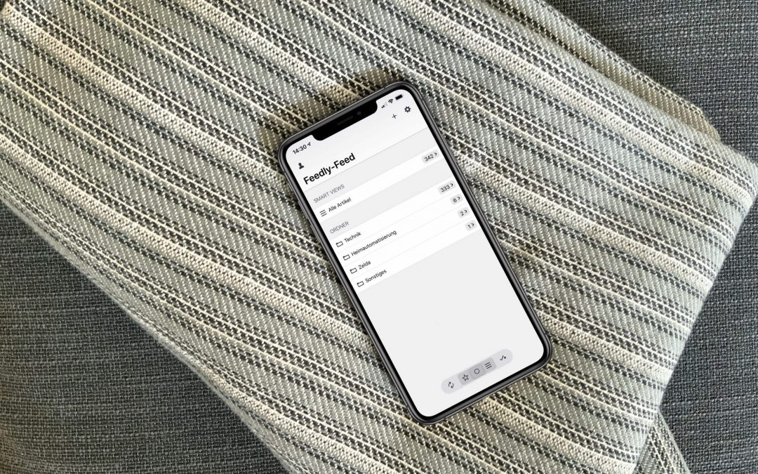 Fiery Feeds – moderner RSS-Reader für iPhone, iPad und Mac