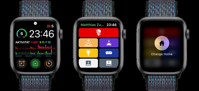 App-Tipp-HomeRun-Apple-HomeKit-Szenen-auf-der-Apple-Watch-ausführen4 HomeRun - Apple HomeKit-Szenen auf der Apple Watch ausführen