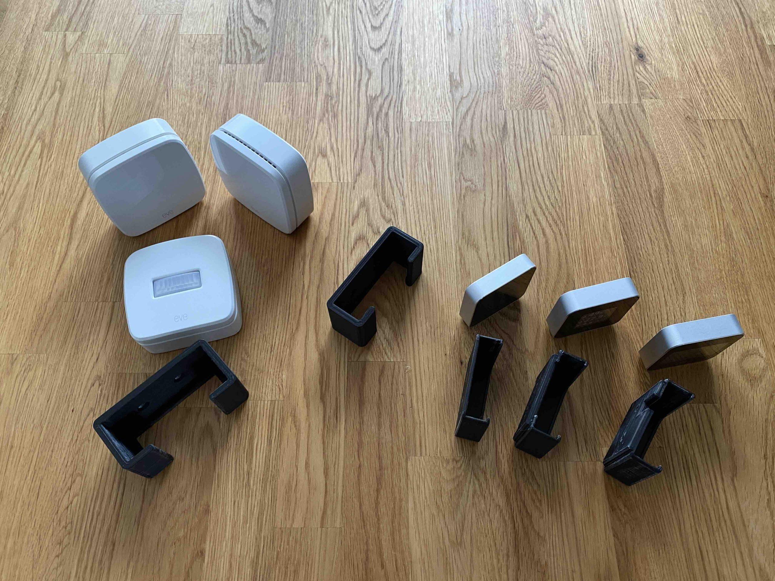 Aus-dem-3D-Drucker-Wandhalterungen-für-Apple-HomeKit-Geräte-von-Eve-scaled Aus dem 3D-Drucker: Wandhalterungen für Apple HomeKit Geräte von Eve