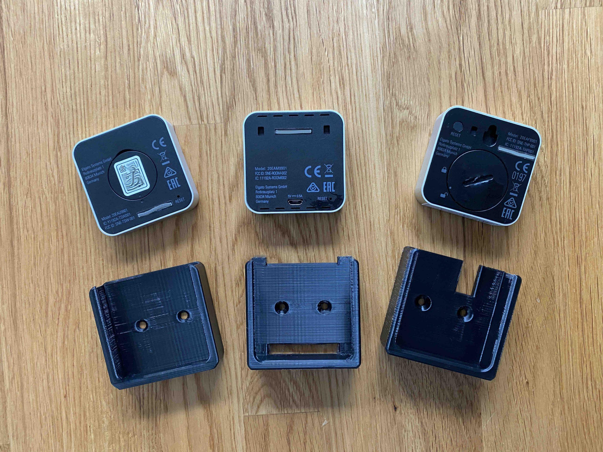Aus-dem-3D-Drucker-Wandhalterungen-für-Apple-HomeKit-Geräte-von-Eve2-scaled Aus dem 3D-Drucker: Wandhalterungen für Apple HomeKit Geräte von Eve