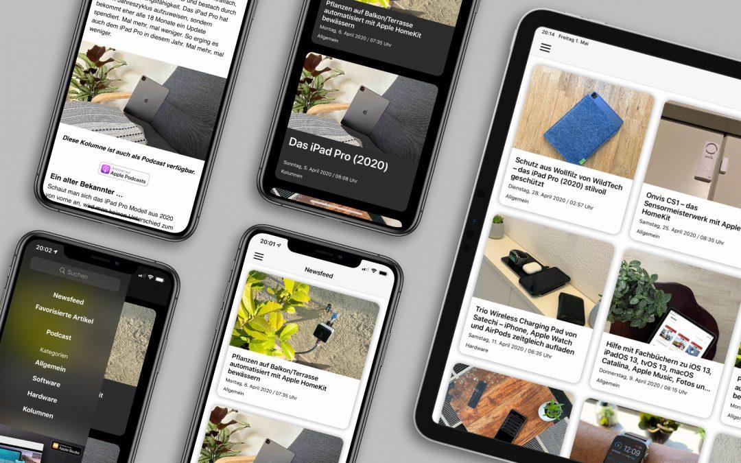 Matthias Petrat 3.0 – die frische Blog-App für iOS und iPadOS ist da!