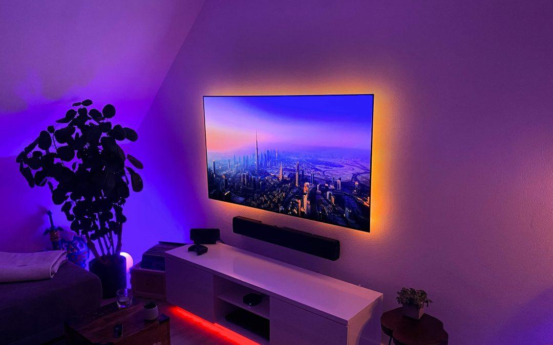 OLED65B97LA von LG – ein OLED-TV mit Apple HomeKit und AirPlay 2