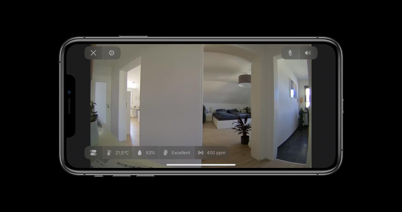 HomeCam-Apple-HomeKit-Kameras-in-einer-Übersicht-einsehen2 HomeCam - alle Streams der Apple HomeKit-Kameras aufgeräumt betrachten