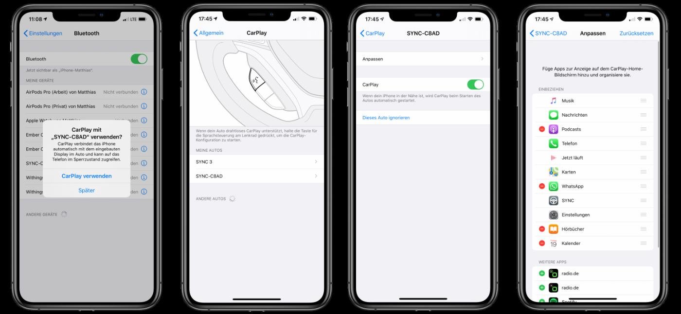 Wireless-CarPlay-Adapter-von-Carlinkit-vorhandenem-Apple-CarPlay-das-Kabel-nehmen1 Wireless CarPlay Adapter von Carlinkit  - vorhandenes Apple CarPlay kabellos machen