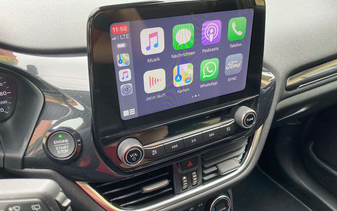 Wireless CarPlay Adapter von Carlinkit  – vorhandenes Apple CarPlay kabellos machen