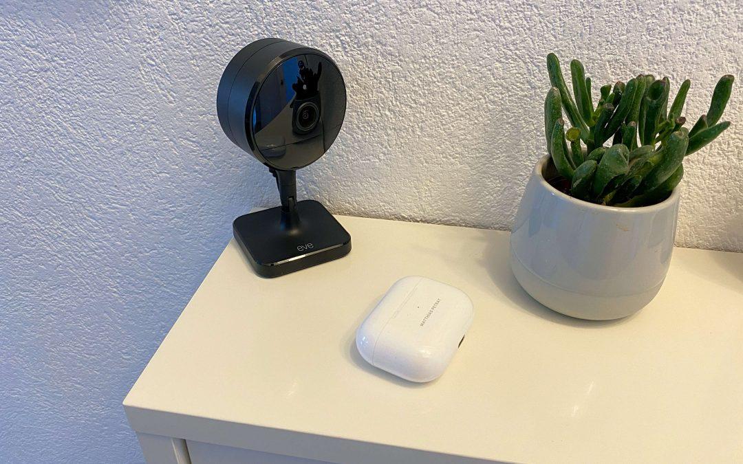 Eve Cam von Eve – Apple HomeKit Secure Video von Beginn an