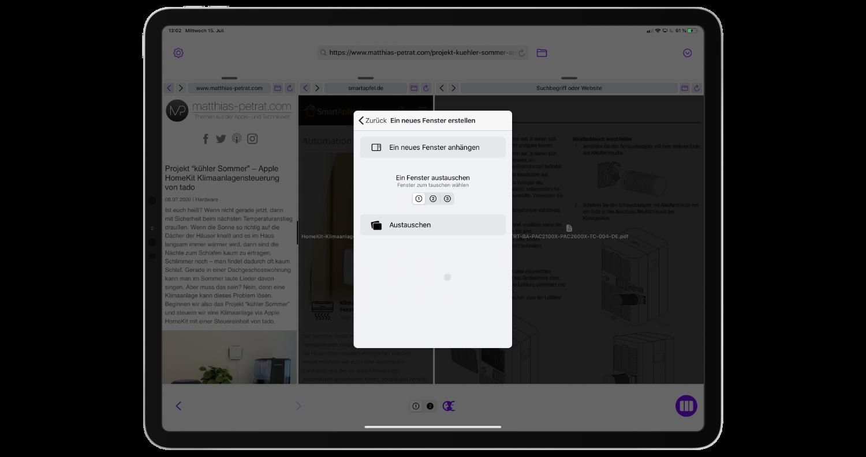 Shiftscreen-der-Zweitbildschirm-für-das-iPad-via-HDMI-oder-AirPlay3 Shiftscreen - der Zweitbildschirm für das iPad via HDMI oder AirPlay