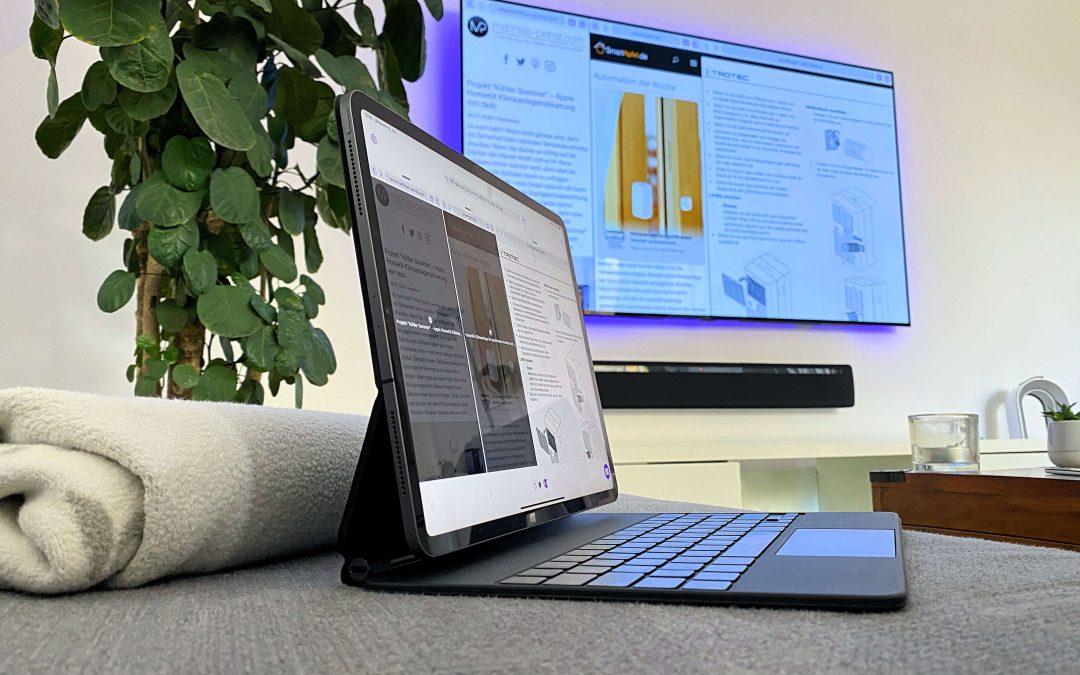 Shiftscreen – der Zweitbildschirm für das iPad via HDMI oder AirPlay