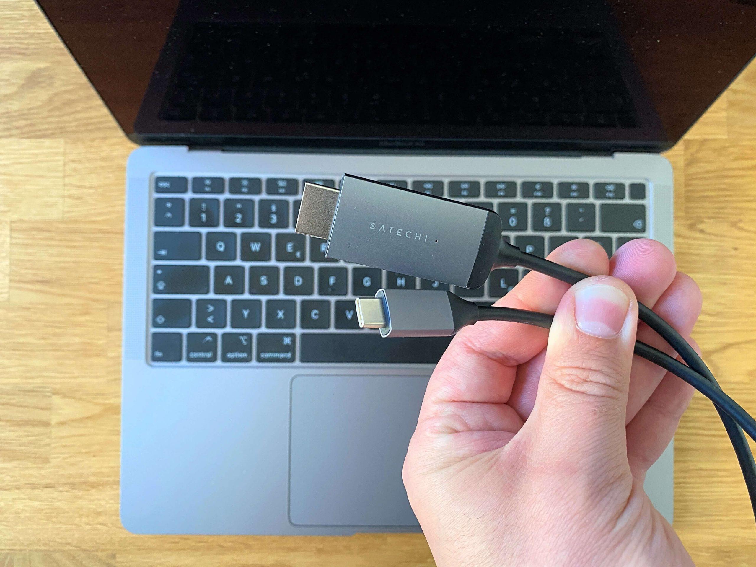 USB-Typ-C-auf-HDMI-Kabel-von-Satechi-das-spezielles-Kabel-für-den-Fall-der-Fälle1-scaled USB Typ-C- auf HDMI-Kabel von Satechi - spezielles Kabel für den Fall der Fälle