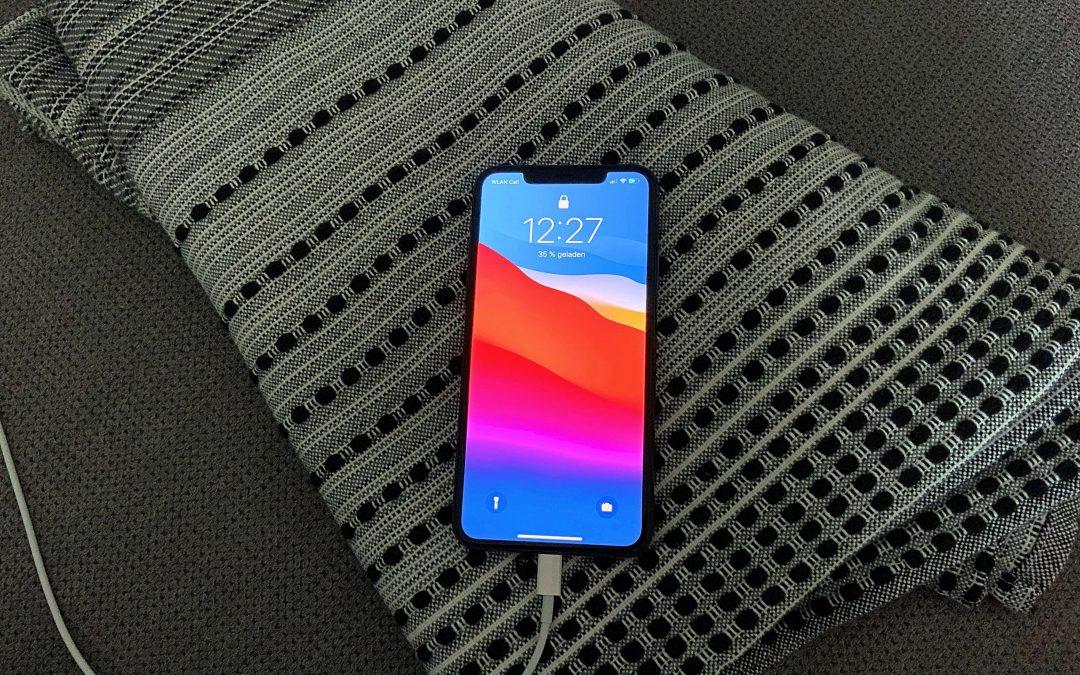 Akkulaufzeitproblem mit dem iPhone? So löst du das Problem vielleicht.