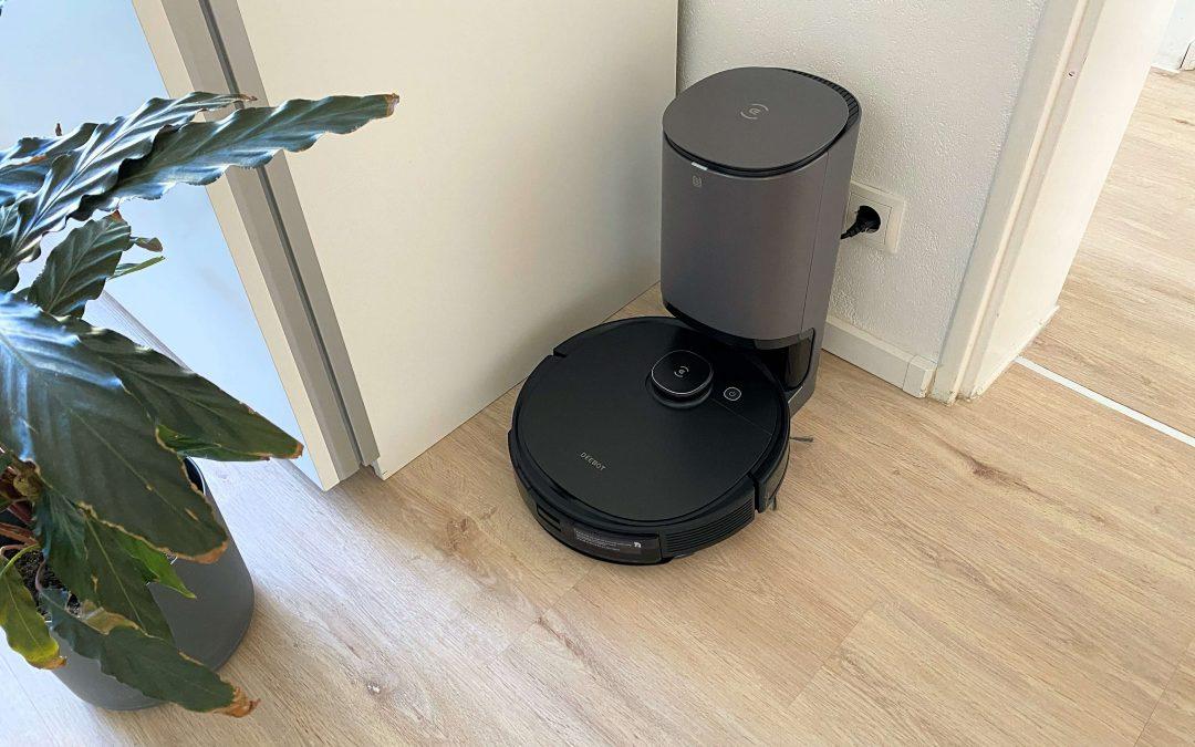 DEEBOT OZMO T8 AIVI Saug- & Wischroboter von Ecovacs – intelligent reinigen lassen