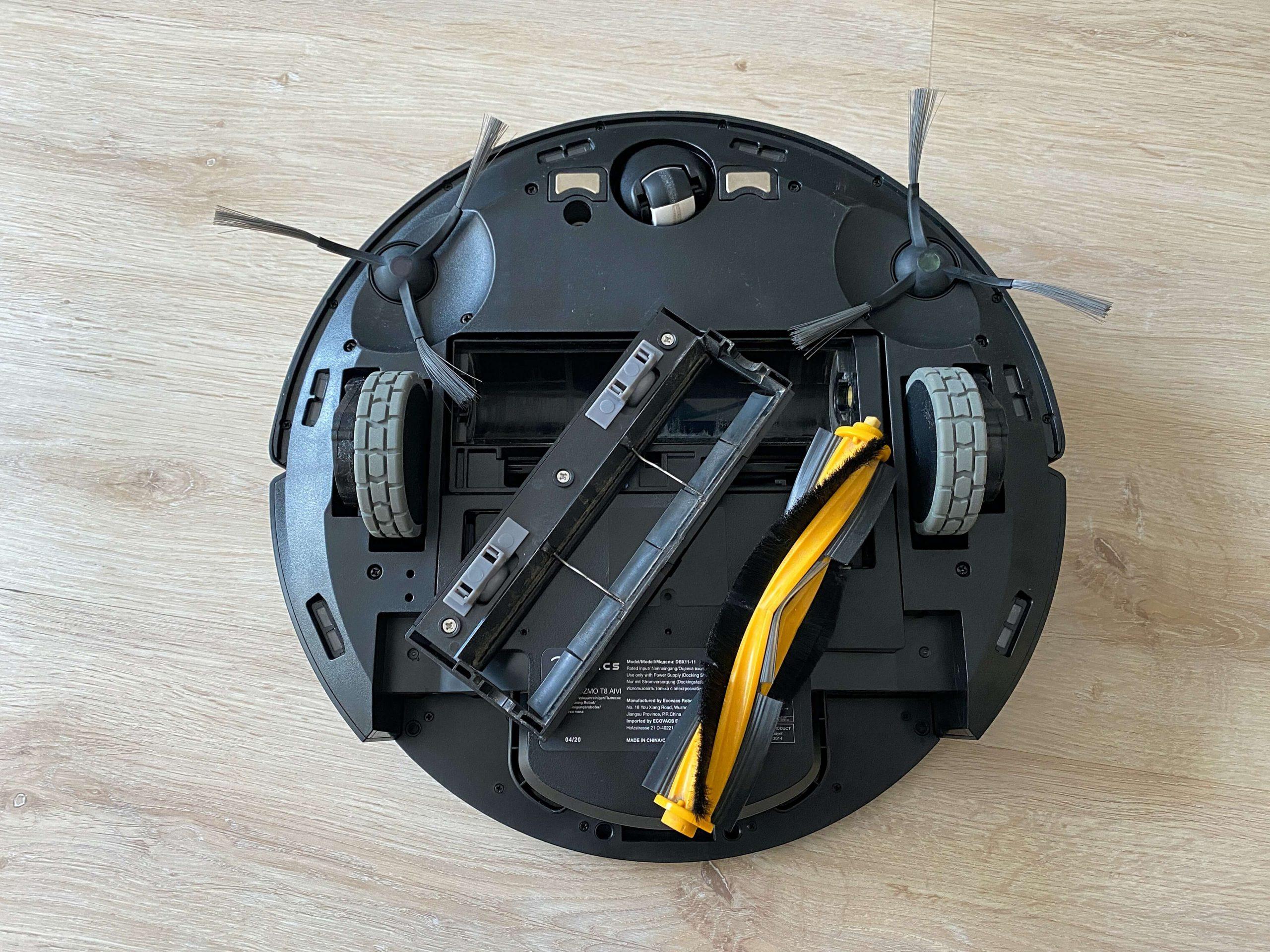 DEEBOT-OZMO-T8-AIVI-Saug-Wischroboter-von-Ecovacs-entleert-sich-von-alleine7-scaled DEEBOT OZMO T8 AIVI Saug- & Wischroboter von Ecovacs - intelligent reinigen lassen