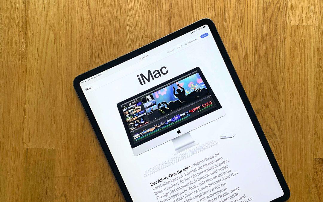 Der letzte Intel-Mac
