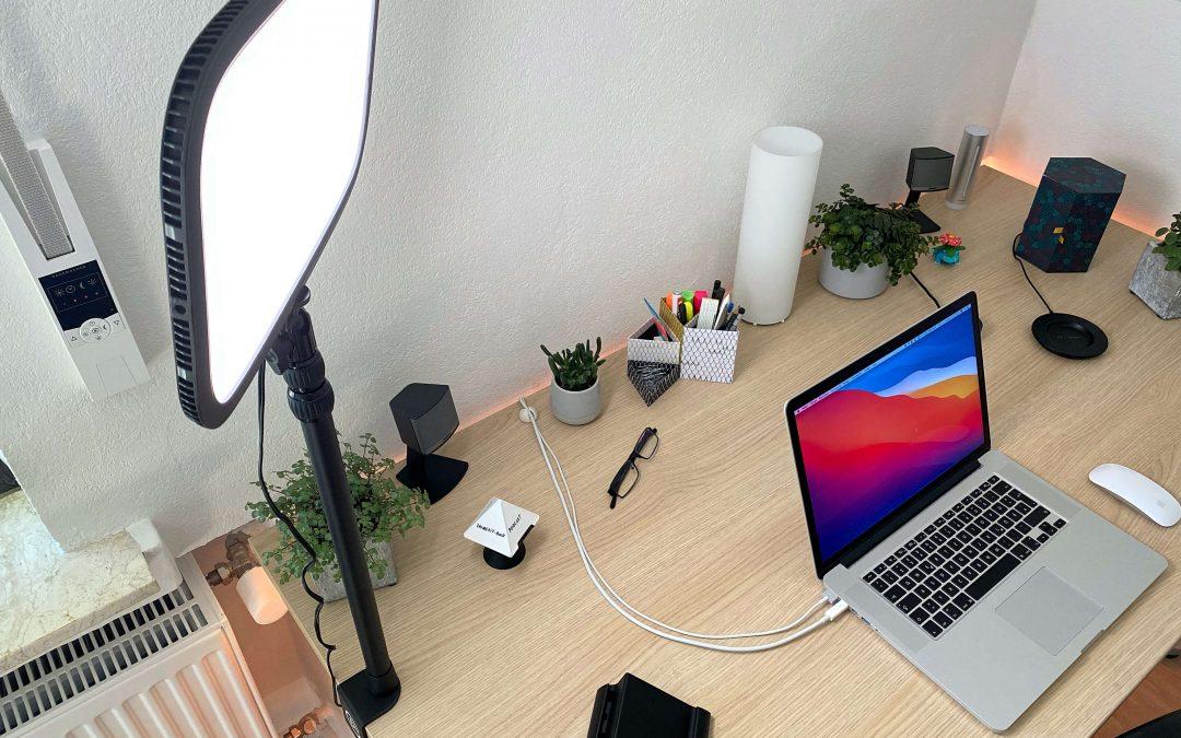 Key Light von Elgato – perfektes Licht für Videostreams und Co.