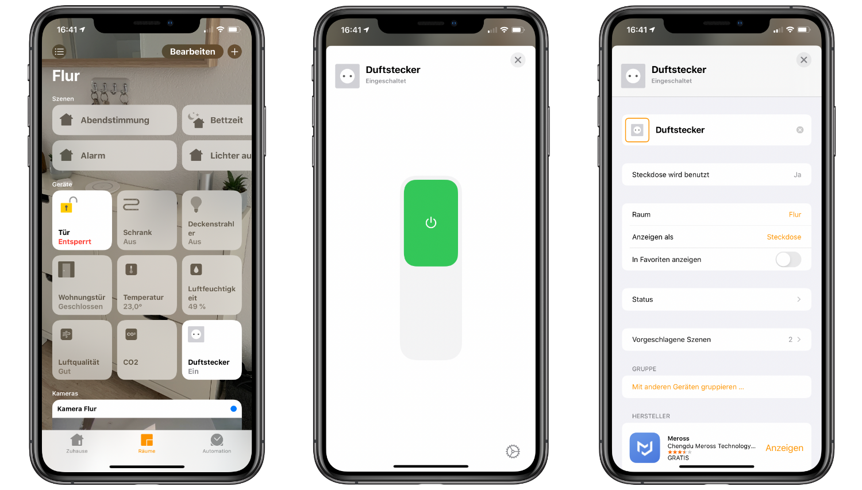 Zwischenstecker-von-Meross-eingesteckte-Geraete-via-Apple-HomeKit-bedienen2 Zwischenstecker von Meross - eingesteckte Geräte via Apple HomeKit bedienen