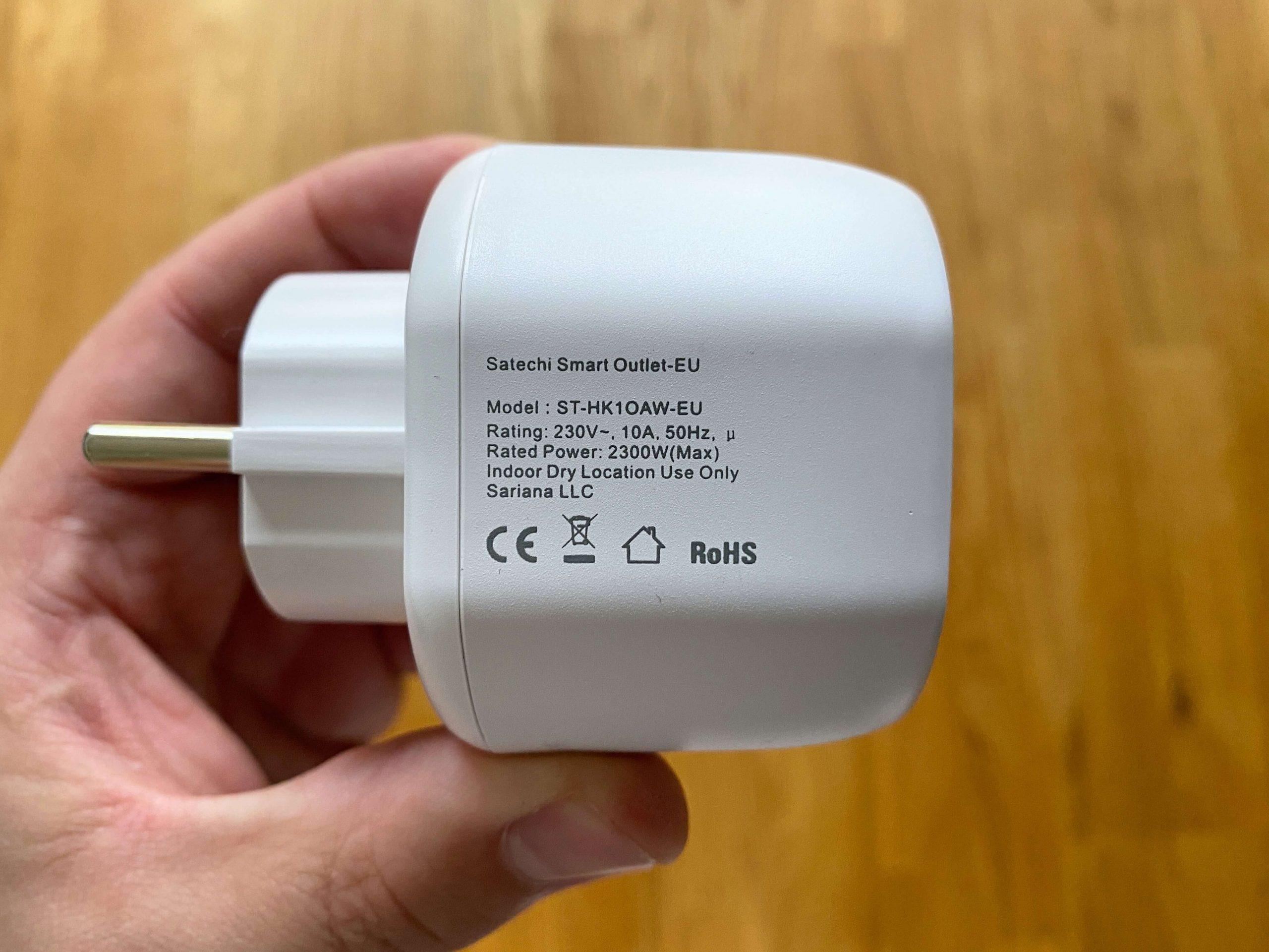 Zwischenstecker-von-Satechi-eingesteckte-Geraete-via-Apple-HomeKit-steuern6-scaled Zwischenstecker von Satechi - eingesteckte Geräte via Apple HomeKit steuern