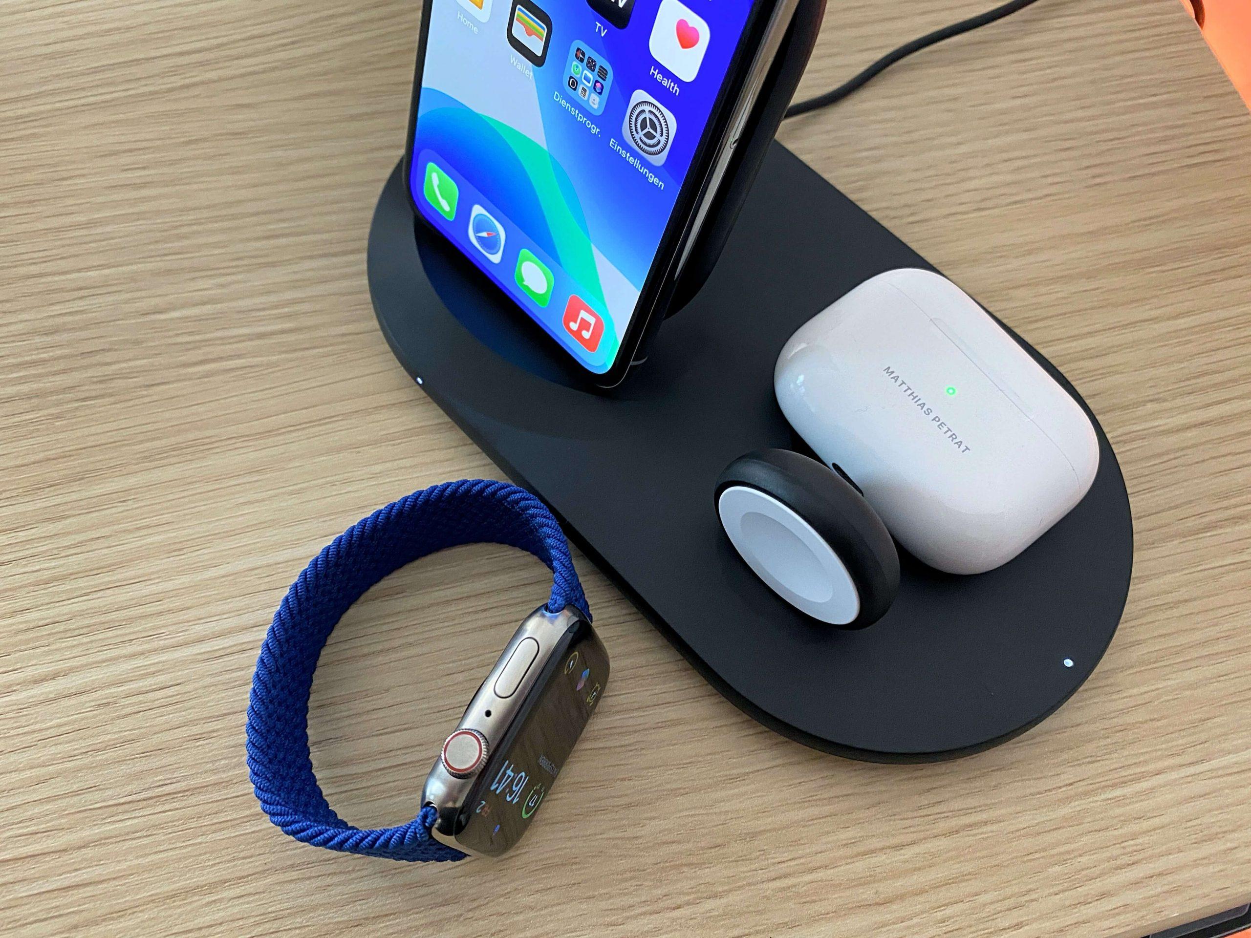 3-in-1-Wireless-Charger-von-Belkin-iPhone-Apple-Watch-und-AirPods-zeitgleich-laden5-scaled 3-in-1 Wireless Charger von Belkin - iPhone, Apple Watch und AirPods zeitgleich laden