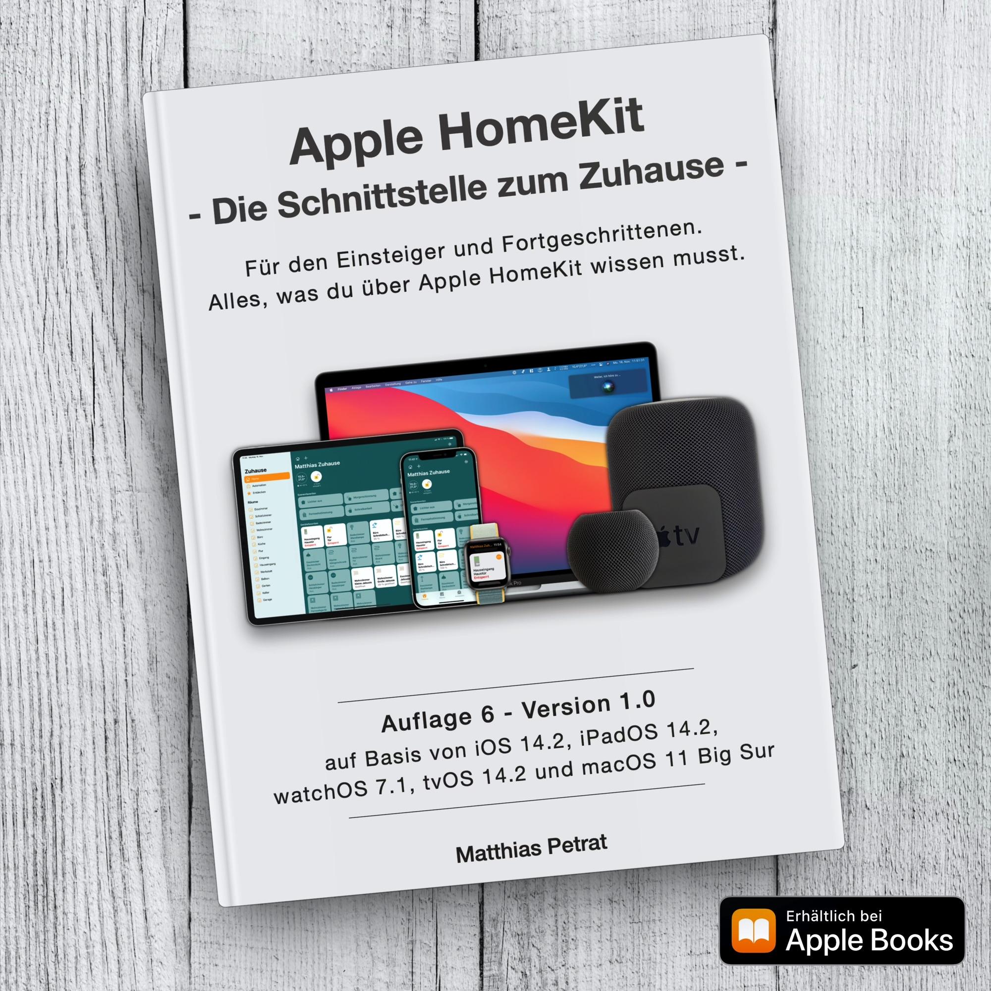 HomeKit Buch