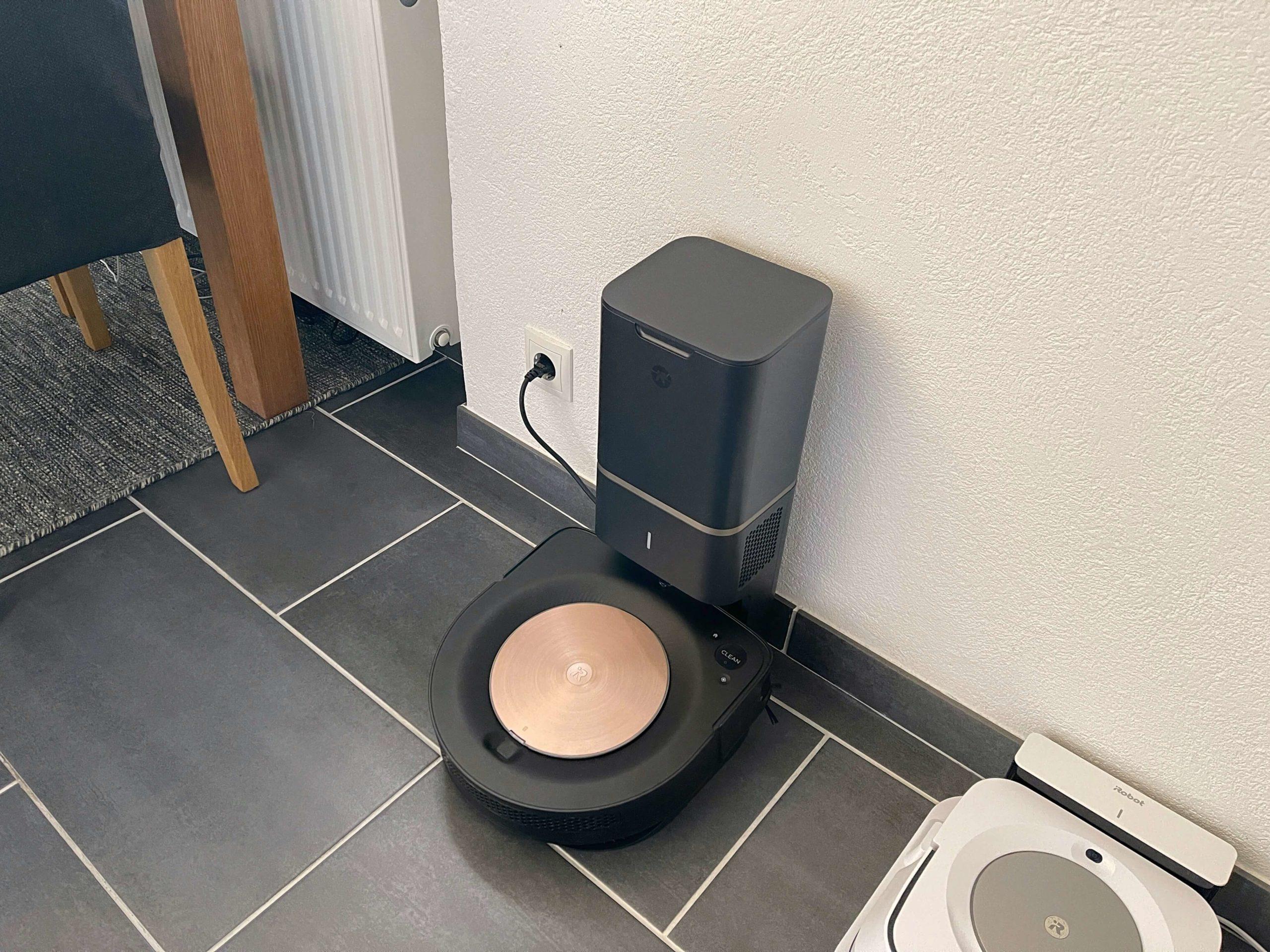 Roomba-s9-von-iRobot-intelligente-Raumreinigung-mit-Lerneffekt1-scaled Roomba s9+ von iRobot - intelligente Raumreinigung mit Lerneffekt