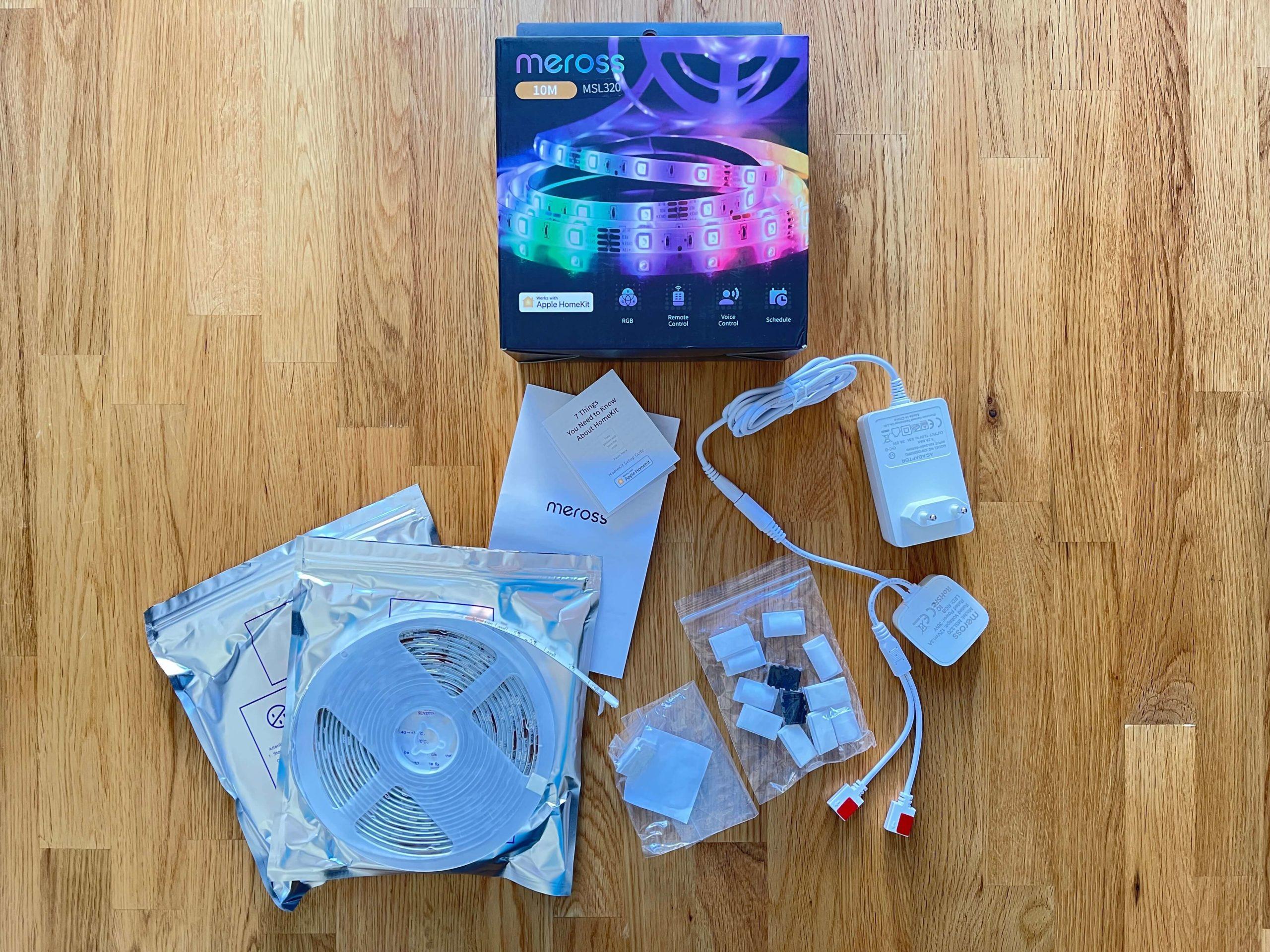 10-Meter-Apple-HomeKit-LED-Leuchtstreifen-von-Meross-gemuetliches-Akzentlicht1-scaled 10 Meter Apple HomeKit LED-Leuchtstreifen von Meross - gemütliches Akzentlicht
