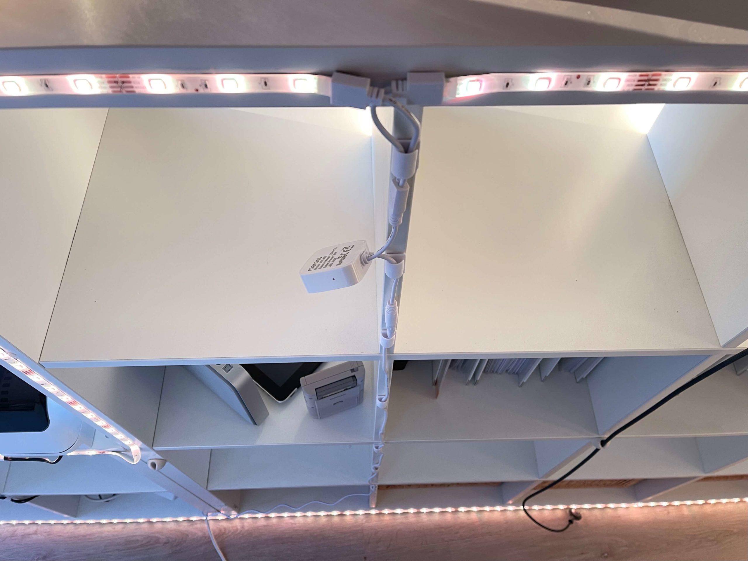 10-Meter-Apple-HomeKit-LED-Leuchtstreifen-von-Meross-gemuetliches-Akzentlicht2-scaled 10 Meter Apple HomeKit LED-Leuchtstreifen von Meross - gemütliches Akzentlicht