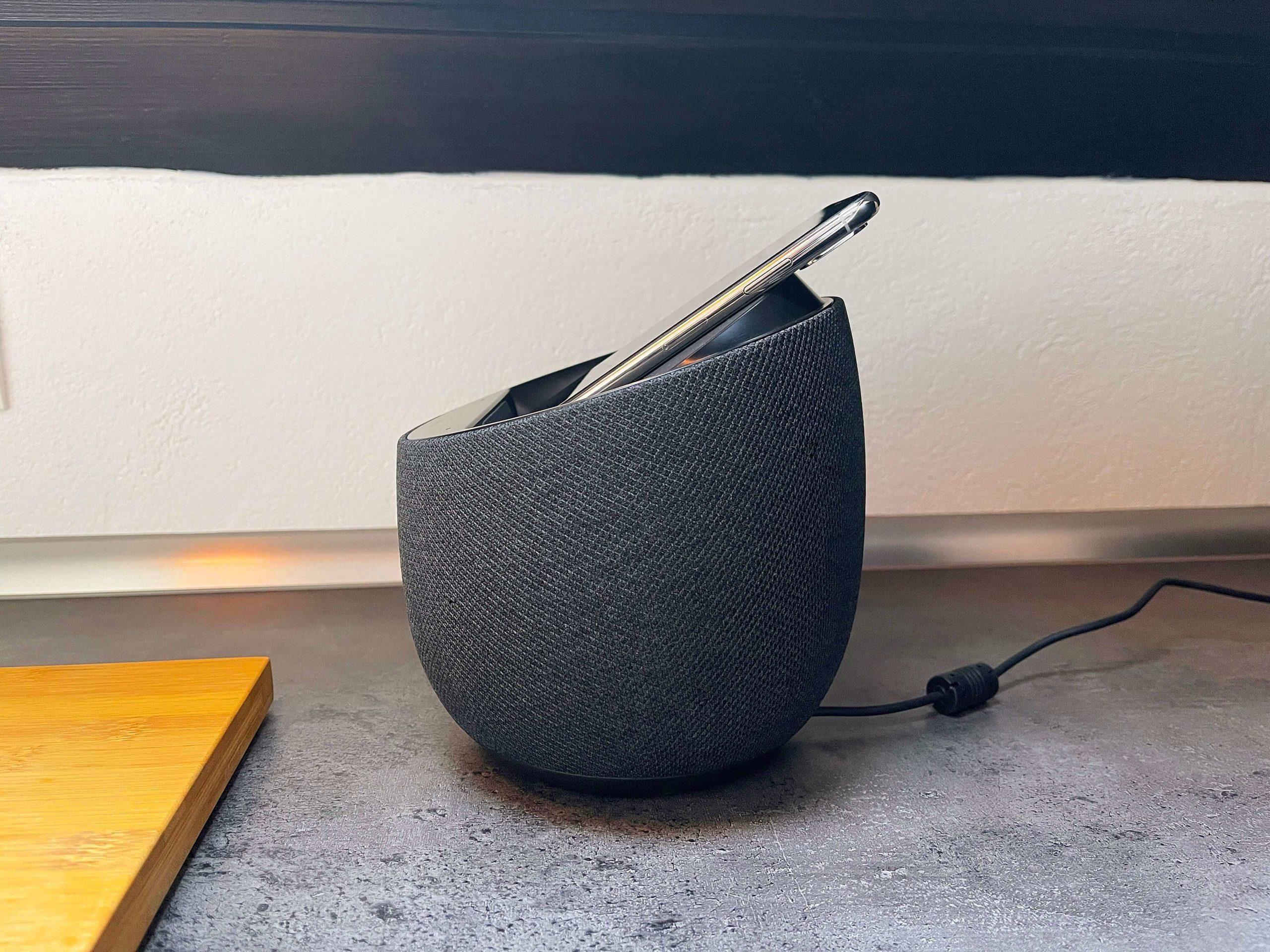 SoundForm-Elite-von-Belkin-AirPlay-2-Lautsprecher-mit-drahtlosem-Ladepunkt4-scaled SoundForm Elite von Belkin - AirPlay 2 Lautsprecher mit drahtlosem Ladepunkt