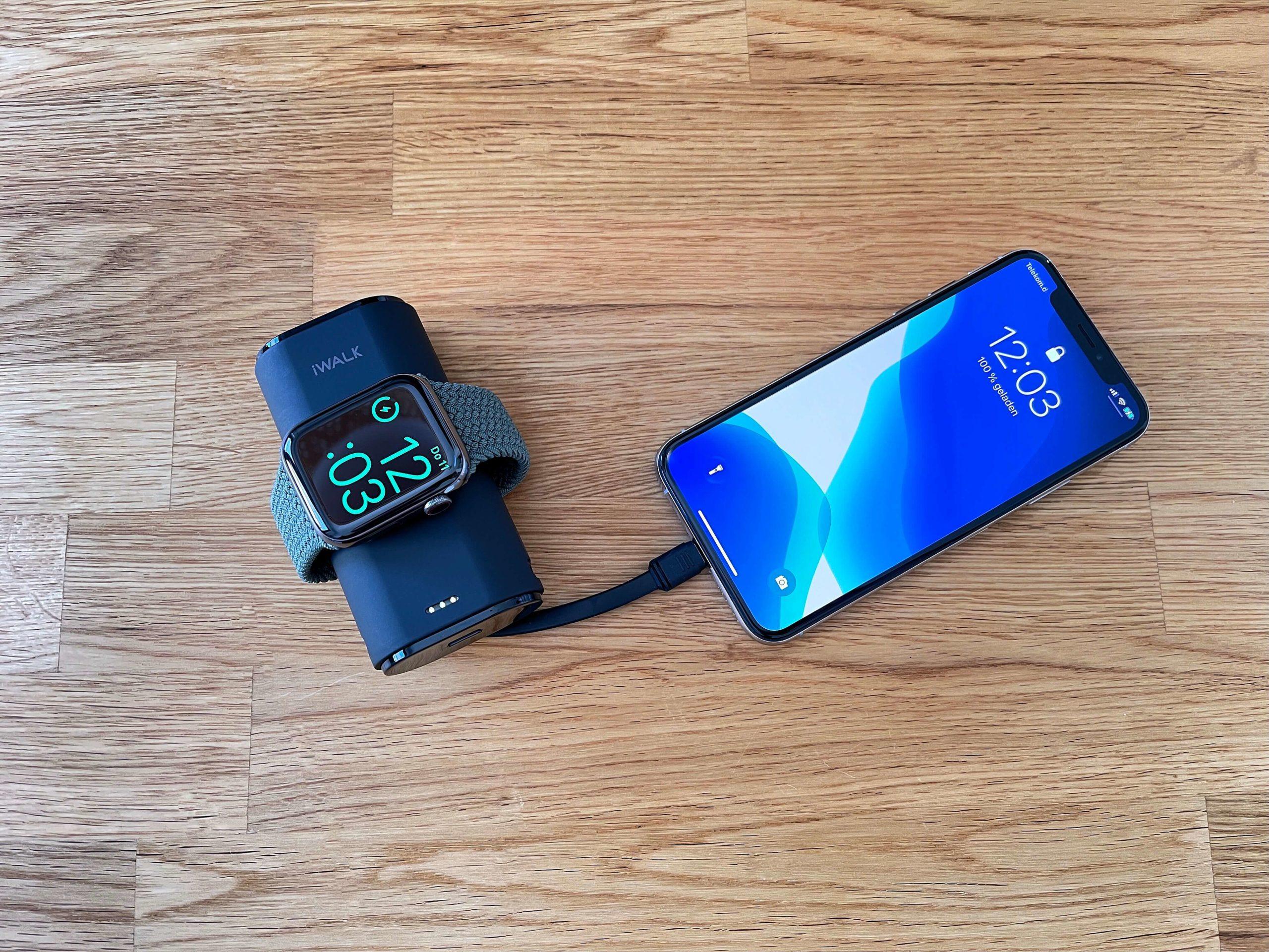 Zusatzakku-fuer-Apple-Watch-und-iPhone-von-iWalk-Strom-als-Handgepaeck4-scaled Zusatzakku für Apple Watch und iPhone von iWalk - Strom als Handgepäck