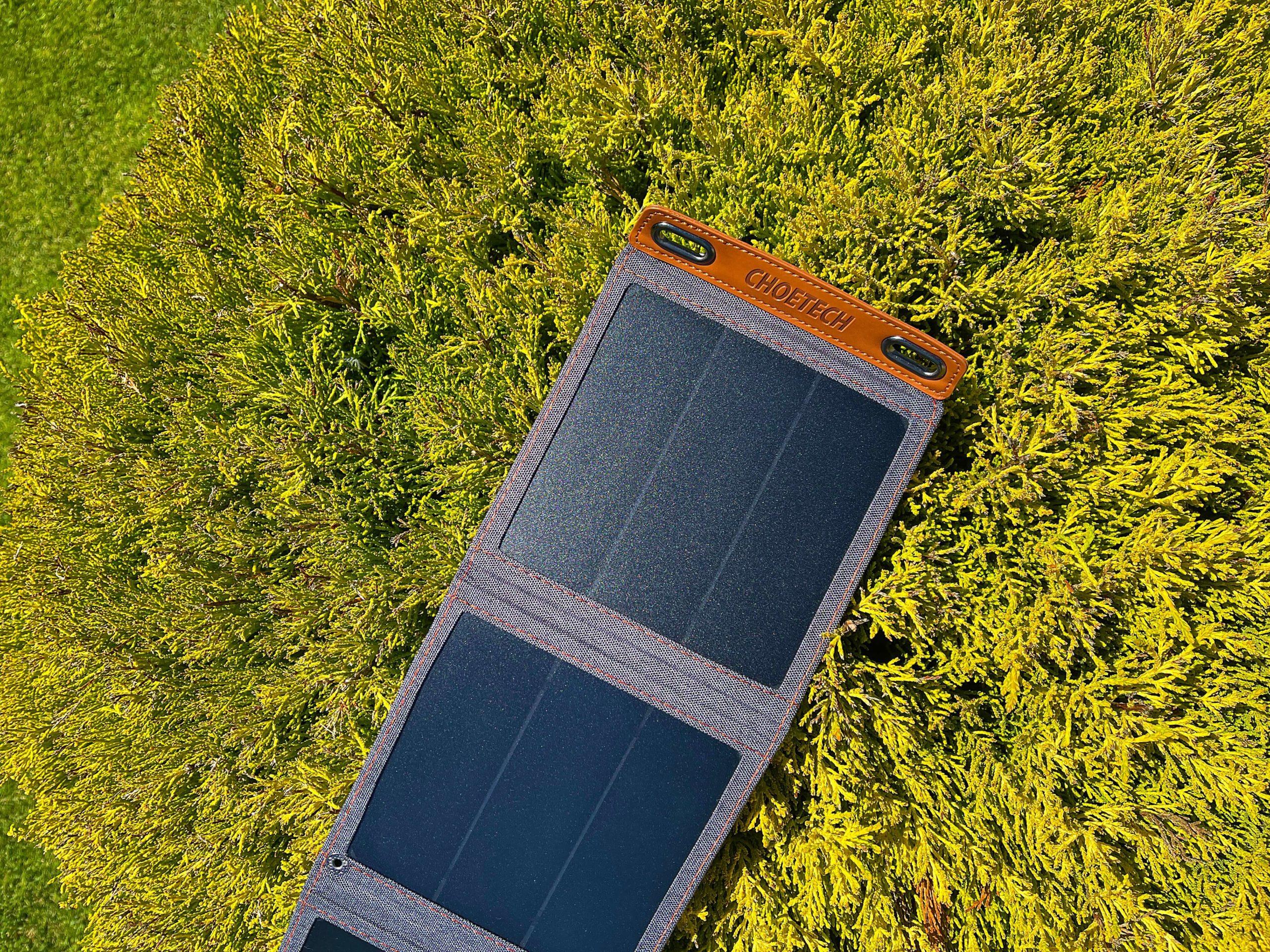 14-Watt-Solarladegeraet-von-Choetech-mit-der-Kraft-der-Sonne-aufladen1-scaled 14 Watt Solarladegerät von Choetech - mit der Kraft der Sonne aufladen